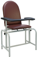 #2573 Winco Blood Draw Chair